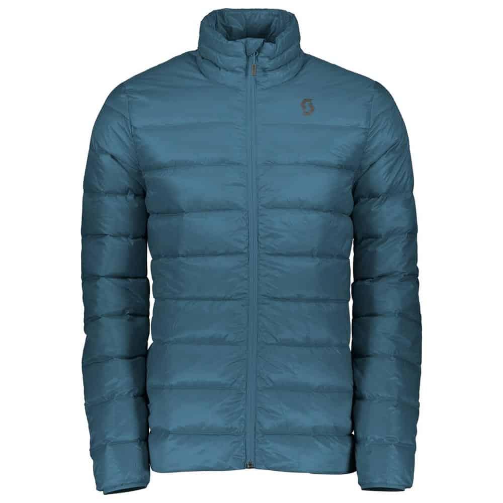 be3c1570664 Scott Jacket Insuloft Light Down Nightfall Blue | RTM Helmos e-Shop