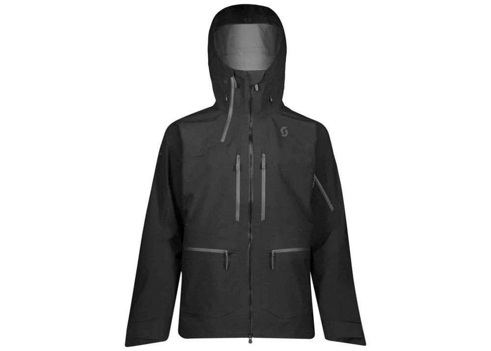 Scott Jacket Vertic GTX 3L Strech Black