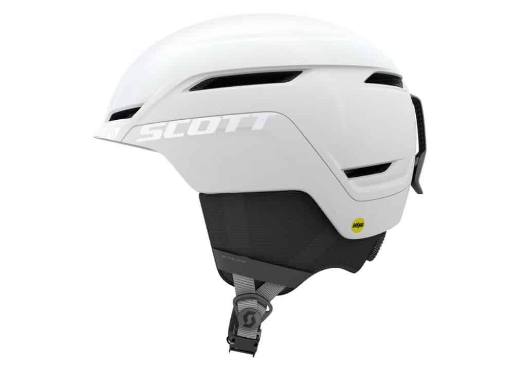 Scott Helmet Symbol 2 Plus White Side