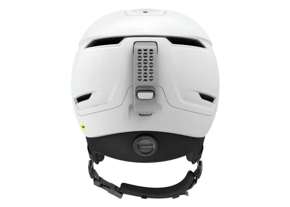 Scott Helmet Symbol 2 Plus White Back
