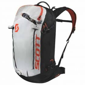 Scott Backpack Patrol E1 30 AP Black-Tangerine Orange