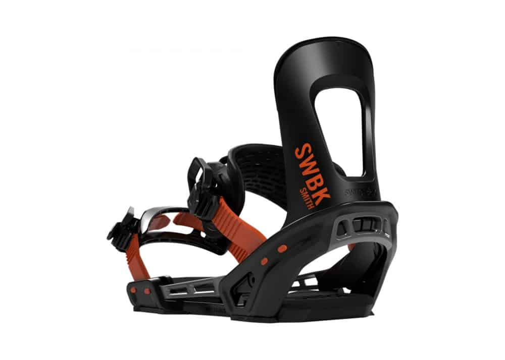 Switchback Smith Black M-XL 2020