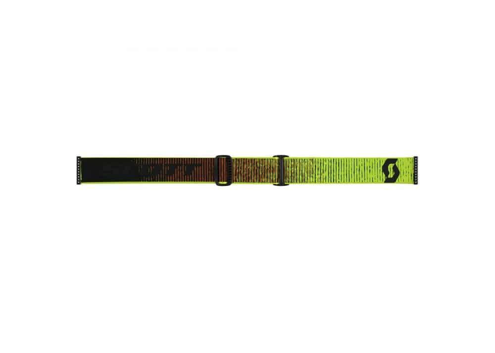 Scott Goggle Vapor Yellow/Enhancer Red Chrome