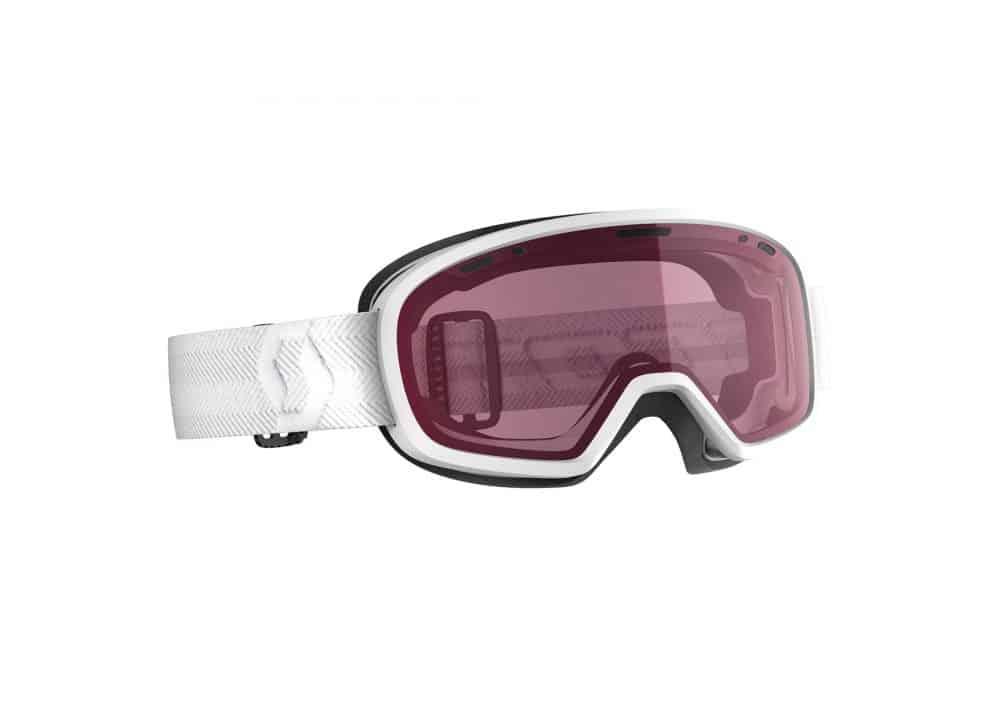 Scott Goggle Muse Pro OTG White/Enhancer