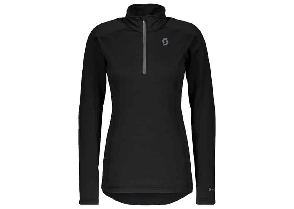 Scott Pullover Women Defined Light Black