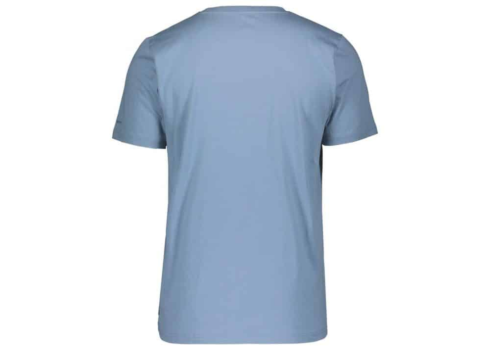 Scott Tee 10 No Shortcuts S/SL Washed Blue