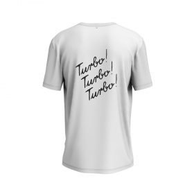 Lobster T-Shirt Turbo White