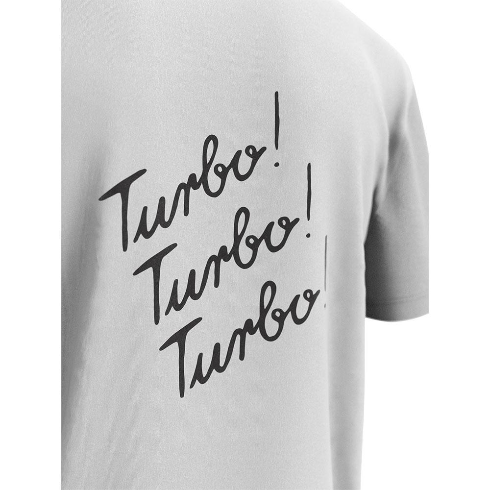 Lobster T-Shirt Turbo White
