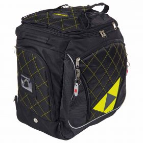 Fischer Ski Bootbag Alpine Heated Black