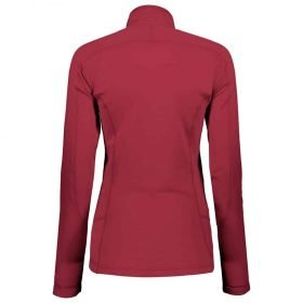 Scott Pullover Women Defined Light Mahogany Red