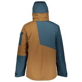 Scott Jacket Ultimate Dryo 30 Nightfall Blue/Tobacco Brown