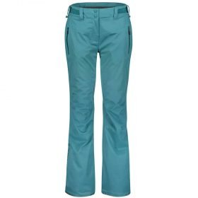 Scott Pant Women Ultimate Dryo 10 Dragonfly Green