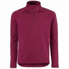 Scott 1/2 Zip Pullover Junior Defined Light Sangria Purple