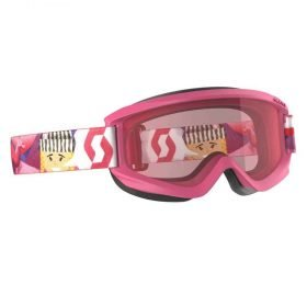 Scott Goggle Junior Agent Pink/Enhancer