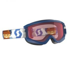 Scott Goggle Junior Agent Blue/Enhancer