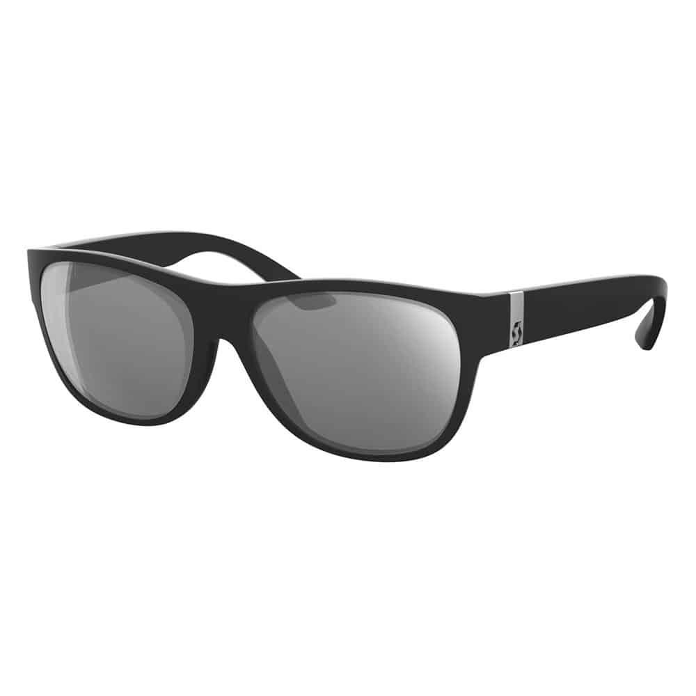 Scott Sunglasses Lyric Black Matt Soft/Grey
