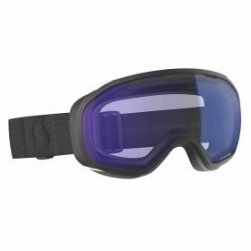 Scott Goggle Fix Black/Illuminator Blue Chrome