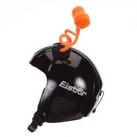 Eisbar Pingpong Sticker - Orange