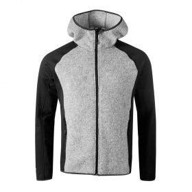 Halti Circuit Men's Mid Layer Jacket Black/Grey
