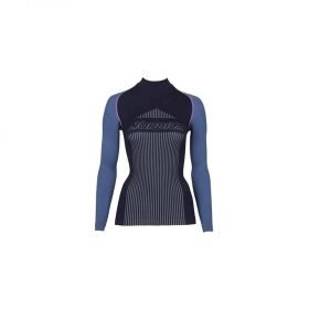 Nordica Baselayer Shirt Performance Women Navy/Giada/Pink
