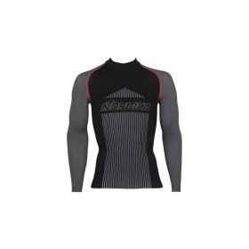 Nordica Baselayer Shirt Performance Men Black/Anthra/Red