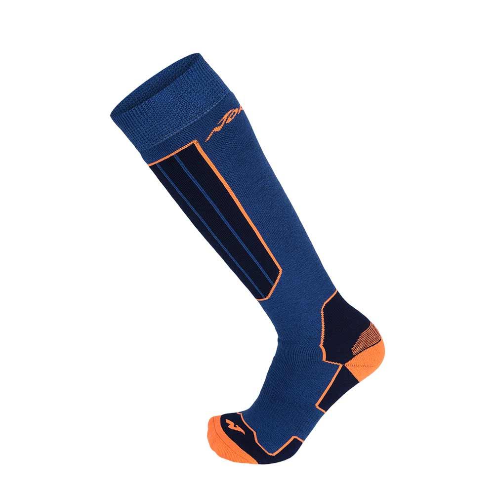 Nordica All Mountain Comfort Blue/Neon Orange