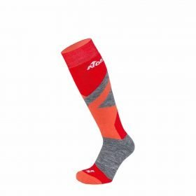 Nordica Multisports Winter 2PP Junior Red/Neon Orange/Mid Grey + Mid Grey/Neon Orange