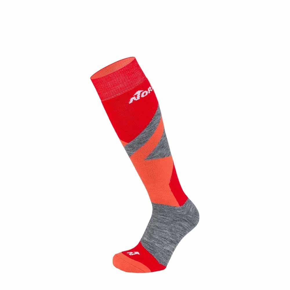 Nordica Multisports Winter 2PP Junior Red/Neon Orange/Mid Grey + Mid Grey/Neon Orange