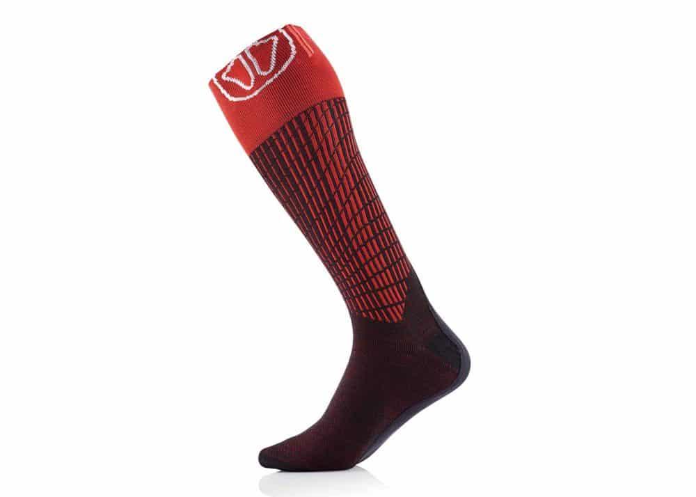 Sidas Ski Socks Heat MV Process