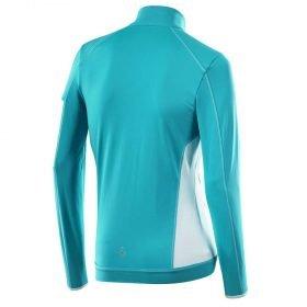 Loffler Women Fullzip Sweater Ascenta Mint