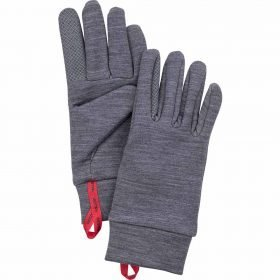 Hestra Touch Point Warmth Grey - 5 finger