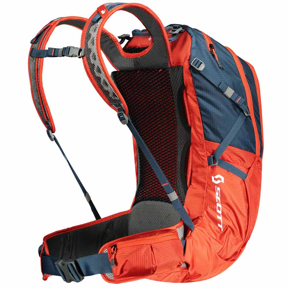 Scott Pack Mountain 26 Burnt Orange/Eclipse Blue