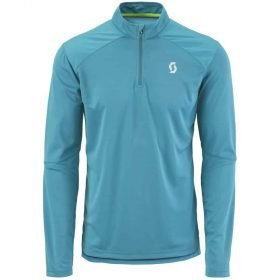 Scott 1/2 Zip Sardar Tile Blue