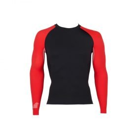 Nordica Performance Men Long Shirt Black/Red