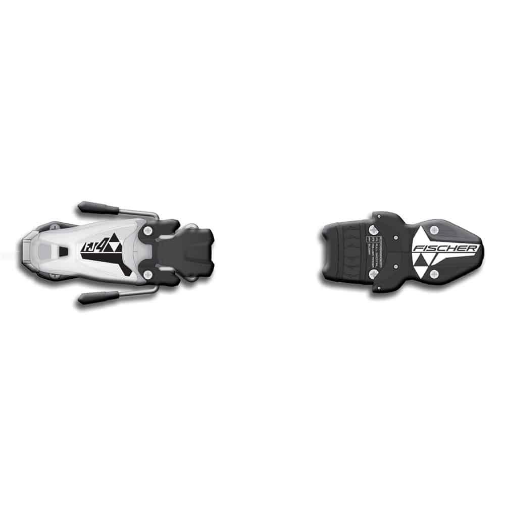 Fischer FJ4 AC Brake 72 Black/White