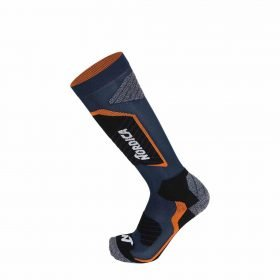 Nordica Tech Junior DX+SX Dark blue/Orange