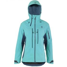 Scott Jacket Women Ultimate GTX Bermuda Blue/Eclipse Blue