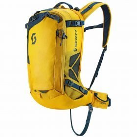 Scott Pack Air Free AP 24 Citrus Yellow/Eclipse Blue