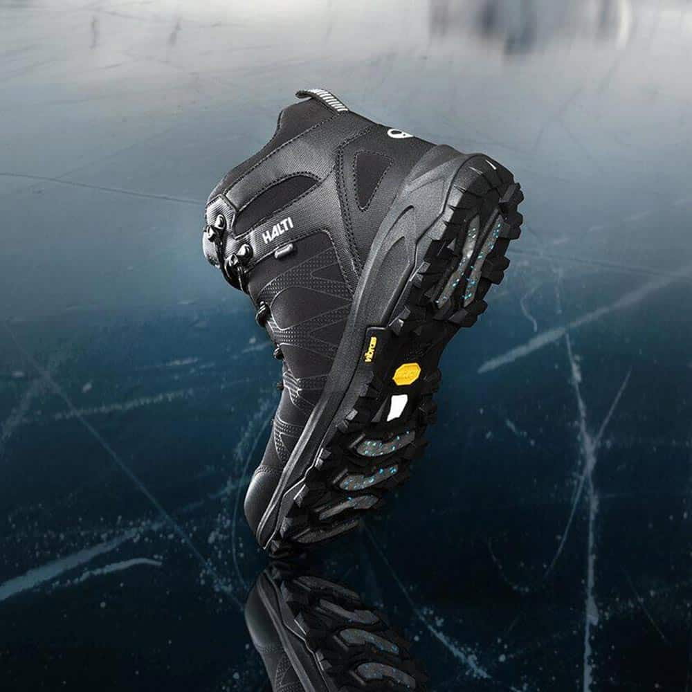 Halti Freddo Mid DX AG Outdoor Shoes Black
