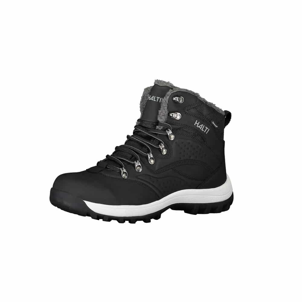 Halti Lome Mid DX Winter Boots Black