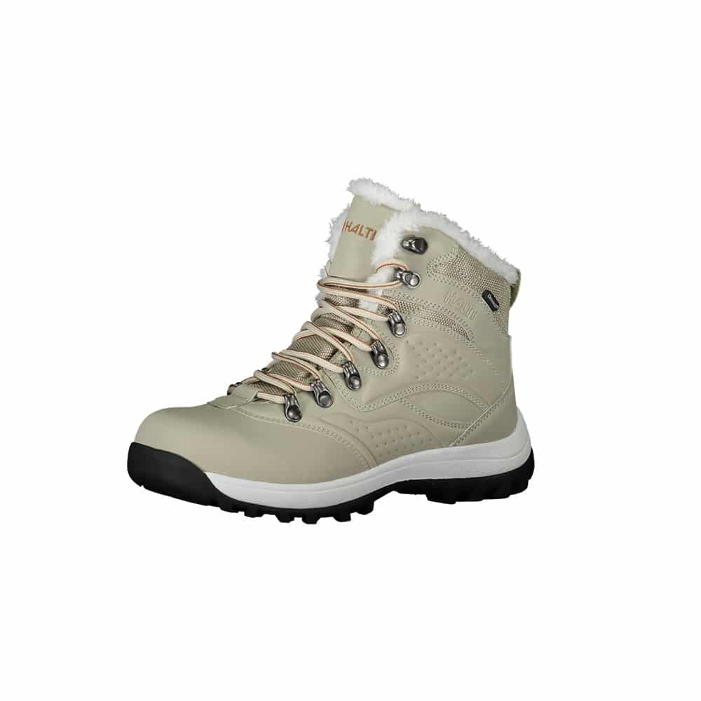 Halti Lome Mid DX Women Winter Boot Nimbus Cloud