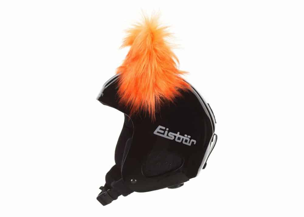 Eisbar Helmet Lux Horn Light Orange