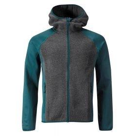 Halti Circuit Men Hybrid Mid Layer Jacket Balsam Green