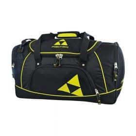 Fischer Team Sportbag 45L Black/Yellow
