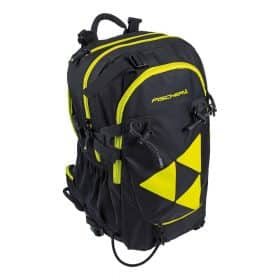 Fischer Backpack Transalp 35L Black/Yellow
