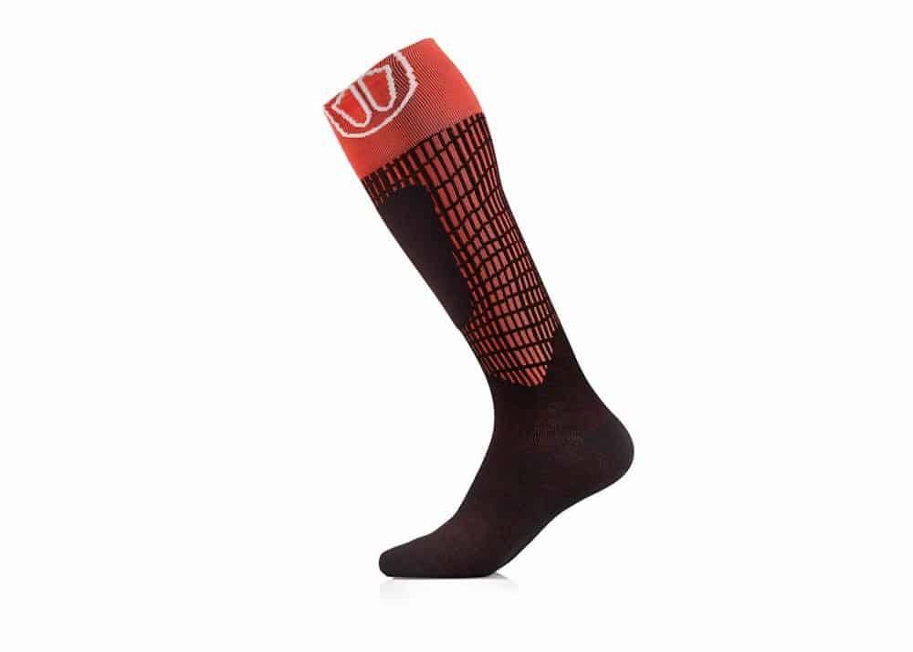 Sidas Ski Socks Comfort MV Left Side