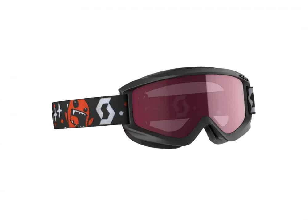 Scott Goggle JR Agent Black/Enhancer