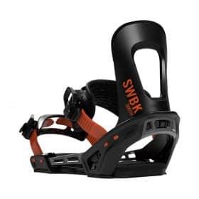 Switchback Smith Black XS-M 2020