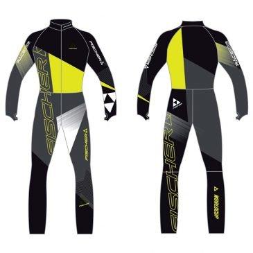 Fischer Race Suit Junior Black
