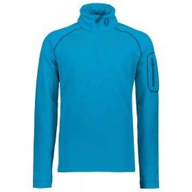 Scott 1/2 Zip Pullover Junior Defined Light Marine Blue